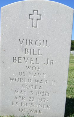 Virgil Bill Bevel, Jr