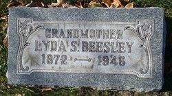 Lyda <I>Smith</I> Beesley