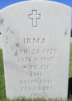 Irma Ferraro