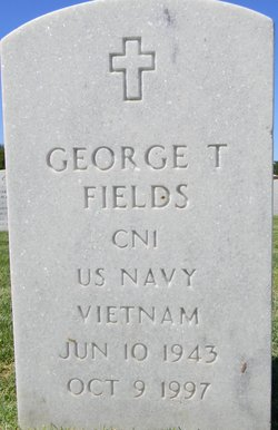 George T Fields