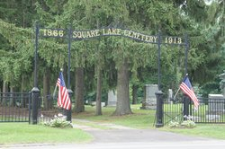 Square Lake Cemetery