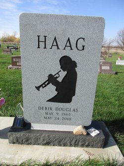 Derik Douglas Haag