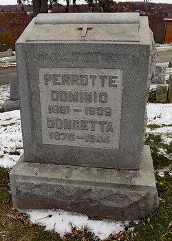 Concetta <I>Rosetti</I> Perrotte