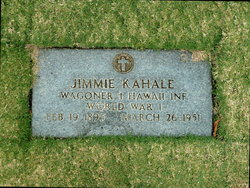 Jimmie Kahale