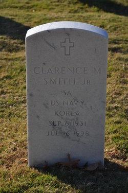 """Clarence Maxfield """"Smitty"""" Smith, Jr"""