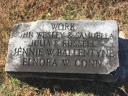 Jennie Daniel <I>Work</I> Ballentyne
