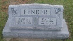 """James Herbert """"Herb"""" Fender"""