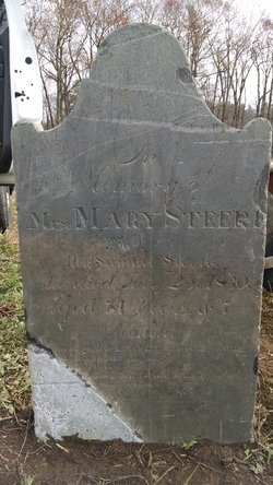 Mary <I>Smith</I> Steere
