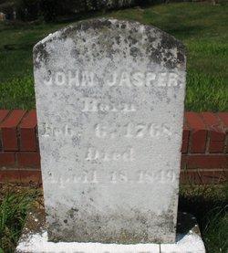John Abraham Jasper