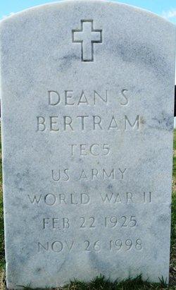 Dean S Bertram