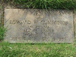 Edward Williams Cummings