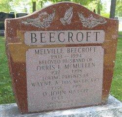 Melville Beecroft