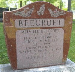 Orris Laurine <I>McMullen</I> Beecroft
