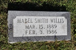 Mabel <I>Smith</I> Willis