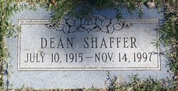 Dean Shaffer