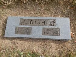 """Mrs Alceona Virginia """"Alcie"""" <I>Campbell</I> Gish"""