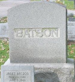 Myrtle M <I>Hacker</I> Batson