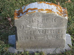 "Olive ""Ollie"" <I>Pratt</I> Hauber"