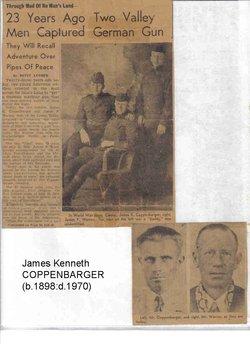James Kenneth Coppenbarger