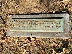 William Leroy Arendale