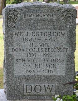 Dora Eccles <I>Beecroft</I> Dow