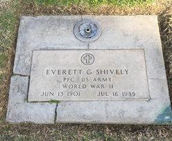 Everett Glenn Shively