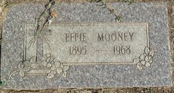 Effie Mooney