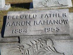 Aaron Kahanow