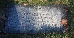 George E Siple