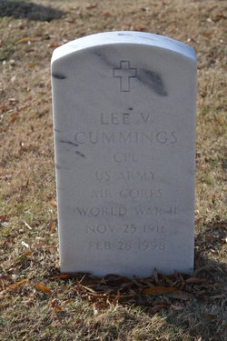Lee Vernon Cummings