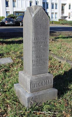 Mary Elizabeth Wickman
