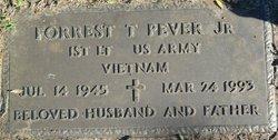 Forrest T Pever, Jr