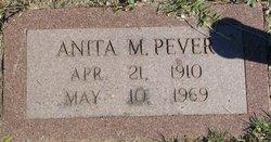 Anita M Pever