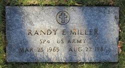 Randy E. Miller