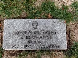 John C Crowley
