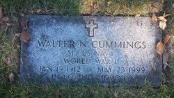 Walter N Cummings