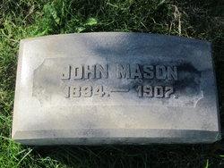 John Mason Sr.
