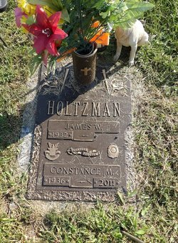 Constance M. <I>Czudek</I> Holtzman