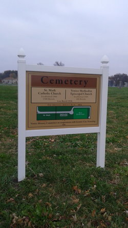 Saint Mark Catholic Church Cemetery