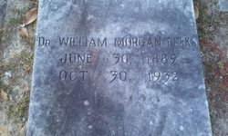 Dr William Morgan Folks
