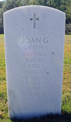Joan <I>Gustafson</I> Haworth