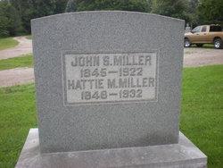 Hattie <I>Marcy</I> Miller