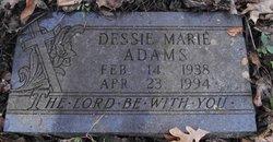 Dessie Marie Adams