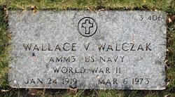 Wallace V. Walczak