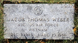 Jacob Thomas Weber