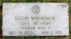 Leon Wencmer