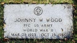 Johnny W. Wood