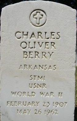 Charles Oliver Berry
