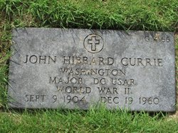 John Hibbard Currie