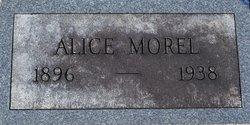 Alice Morel